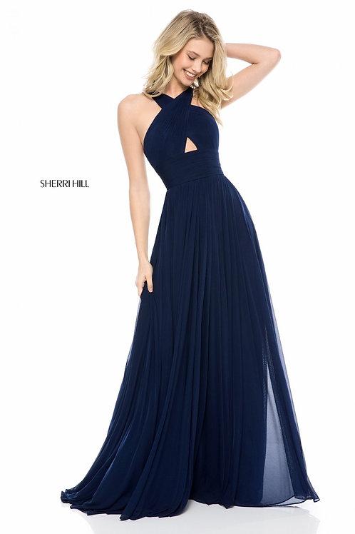 Sherri Hill - 51903 Turquoise Size 4