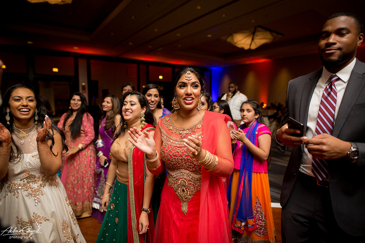002 - Shivana and Spencer - Watermark Hindu Wedding and Reception - Akbar Sayed Photography - Baltim