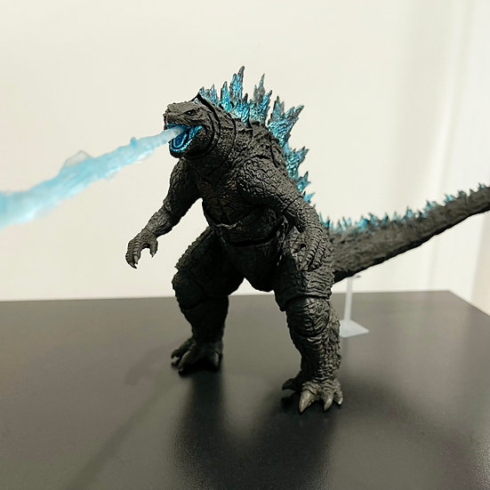 SH Monsterarts Godzilla 2021 Accessories
