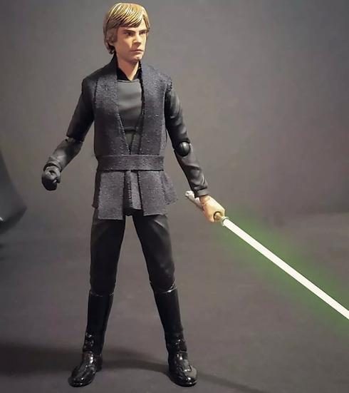 Fabric Tunic for any 1:12 Luke Skywalker