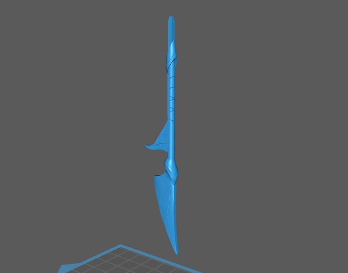 Mon Calamari Spear Blaster