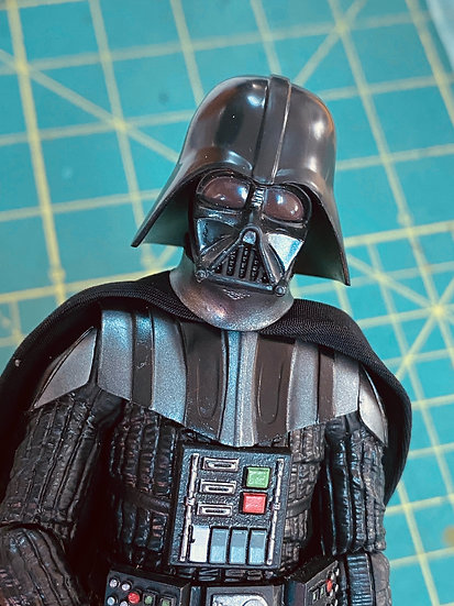 SCRAPYARD - 1:12 Vader Wired Cape