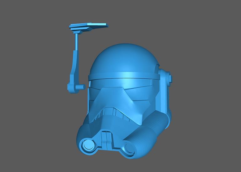 Imperial Crosshair Helmet