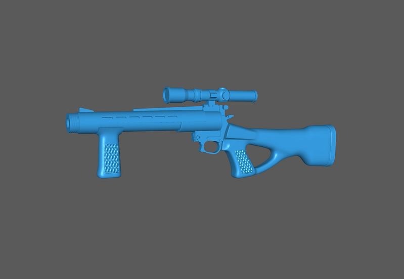 Deathwatch Mandalorian Carbine