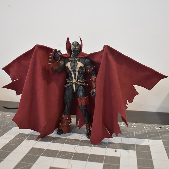Wired Cape for Spawn MK11 by McFarlane Toys