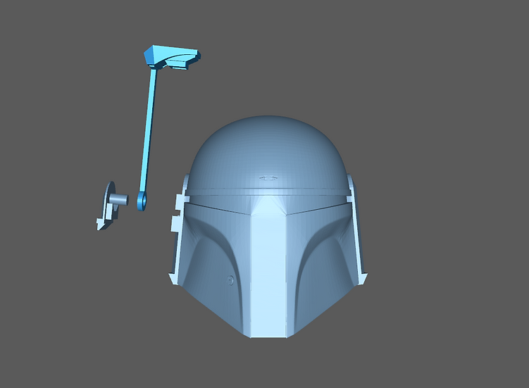 Death Watch Helmet