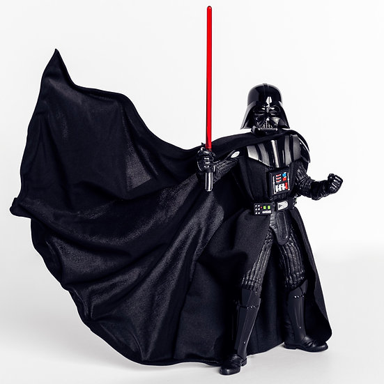 Wired Cape for Hyper Real Darth Vader