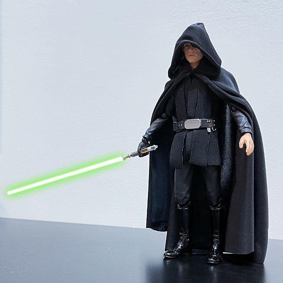 1:12  Luke Skywalker The Mandalorian Accessories - Robe, Tunic, Belt