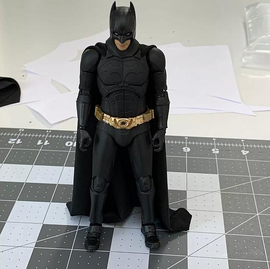 MAFEX Batman Begins - Drape Cape