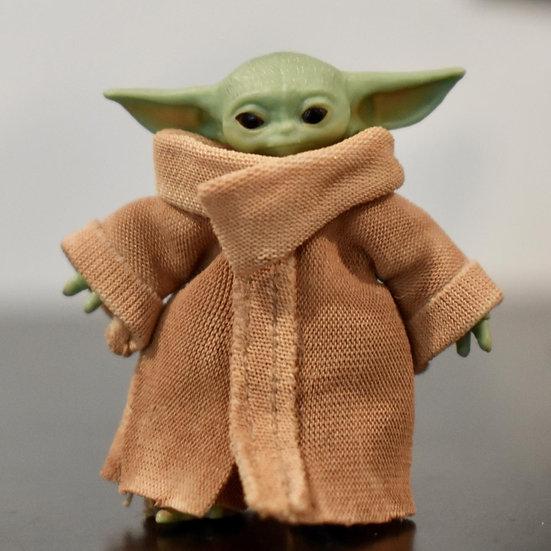 Deluxe Baby Yoda - Full Figure