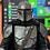 Thumbnail: PREPAY - 1:12 Mandalorian Helmet