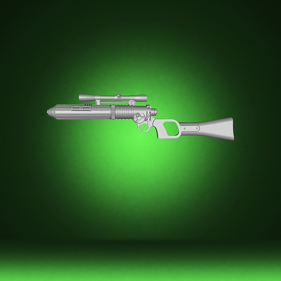 Boba Fett Carbine - The Mandalorian
