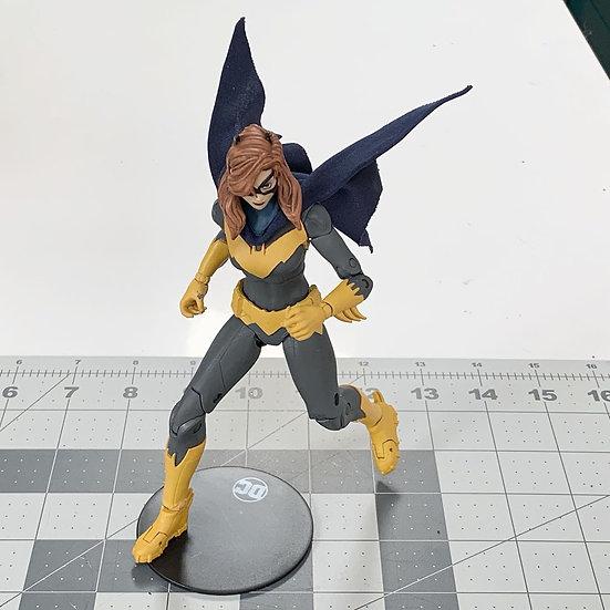 Wired Blue Cape - McFarlane Batgirl