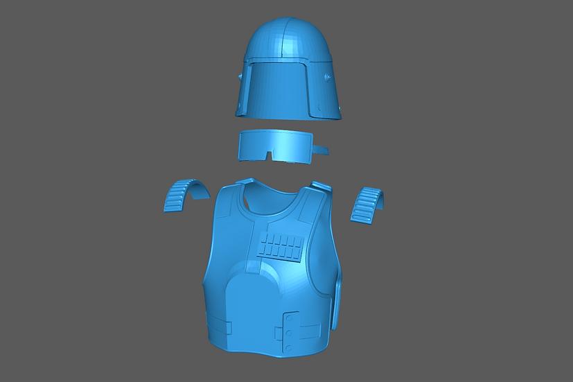 Thrawn Armor Set