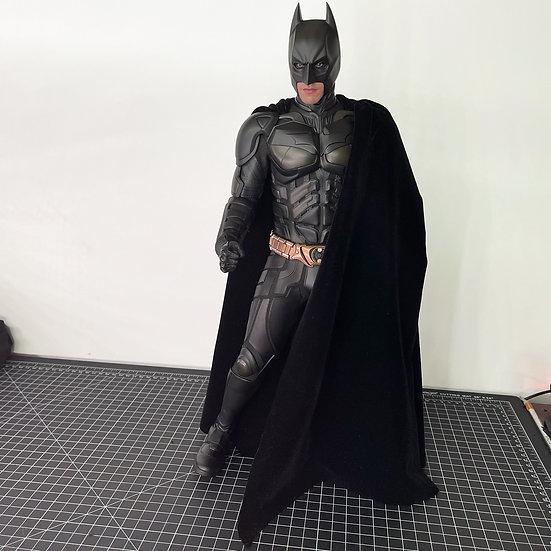 Velvet Drape Cape - Hot Toys 1:4 Scale Batman The Dark Knight Rises