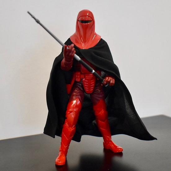 Wired Cloak - Emperor's Royal Guard