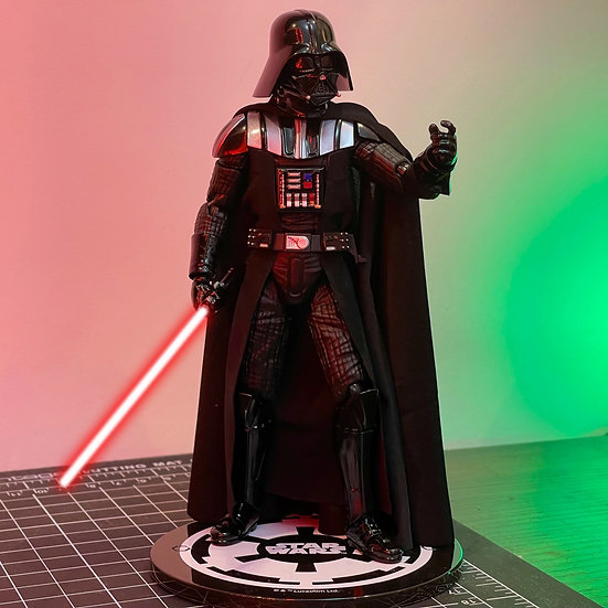 SH Figuarts Darth Vader Return of the Jedi Fabric Upgrade