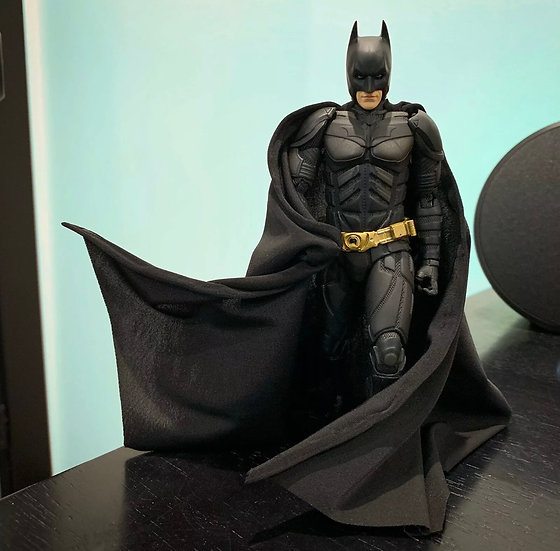 Wired Cape for MAFEX Batman 3.0