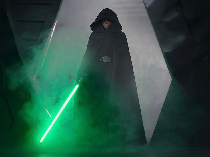 PREORDER - Luke Skywalker - 1:6 The Mandalorian Tunic & Robe