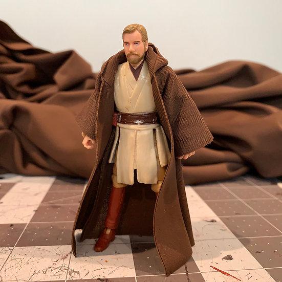 "Cloak for any 3.75"" Jedi"