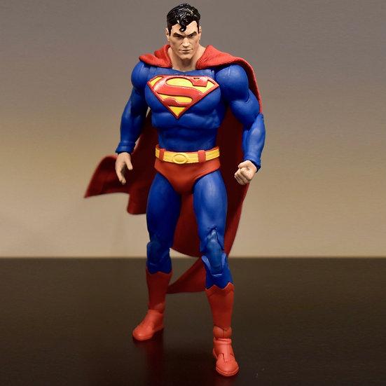 Wired Cape - McFarlane McFarlane Comic Superman