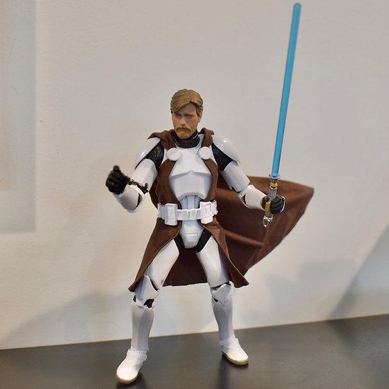 Wired Cape for Clone Commander Obi-Wan