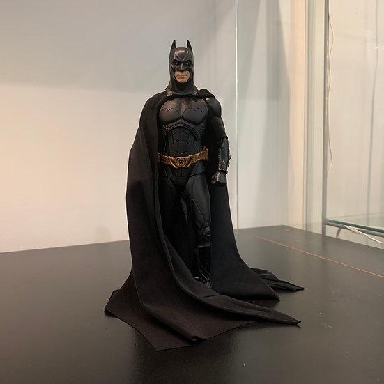 Wired cape for NECA Batman Begins
