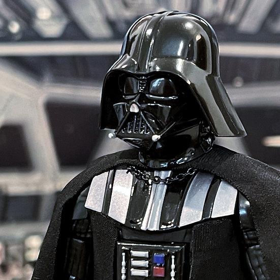 1:12 Darth Vader Drape Cape + Metal Chain