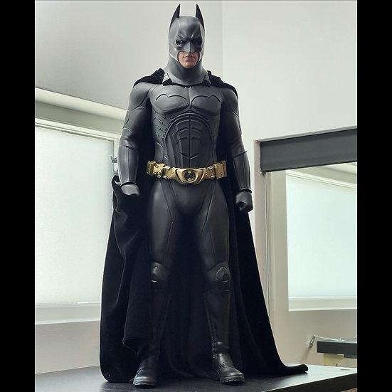 Velvet Drape Cape - Hot Toys/Enterbay 1:4 Scale Batman Begins