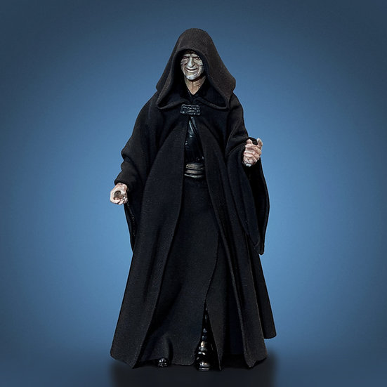 """Wired Cloak for 6"""" Emperor Palpatine"""