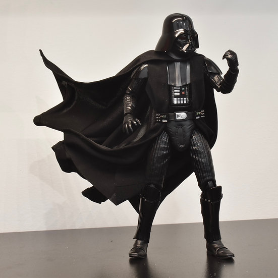 """Ultimate Wired Cape and Wired Tunic - Any 6"""" Darth Vader"""