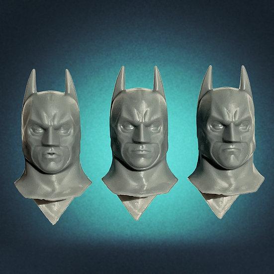 1:12 Unpainted Batman Begins Cowl