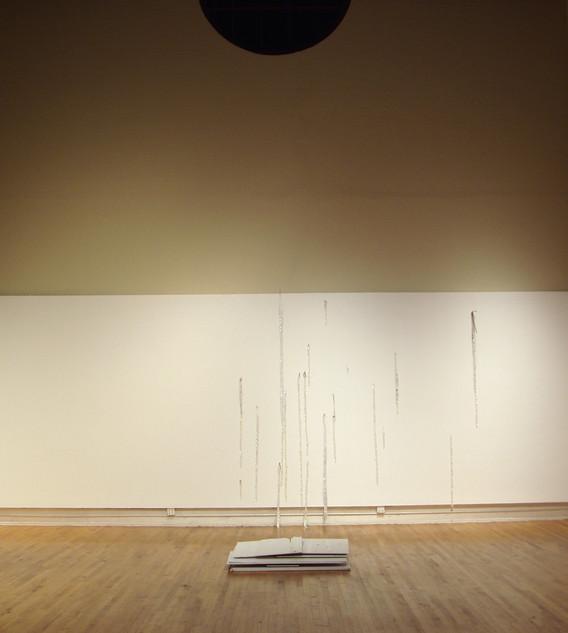 left - Diego Rivera Gallery, San Francisco, CA