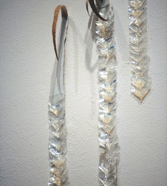 left - installation detail