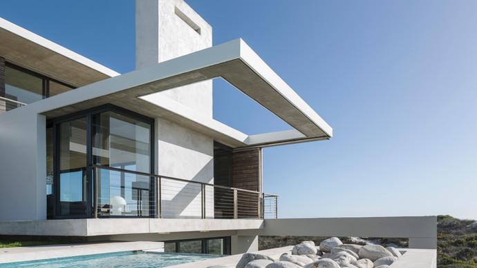 현대적인 디자인 홈