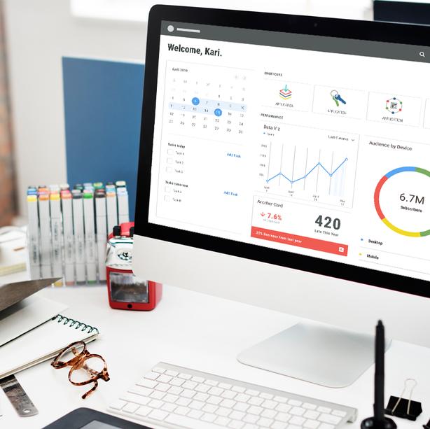 Dashboard and Data Visualization Design