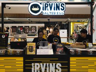 Irvins Salted Egg