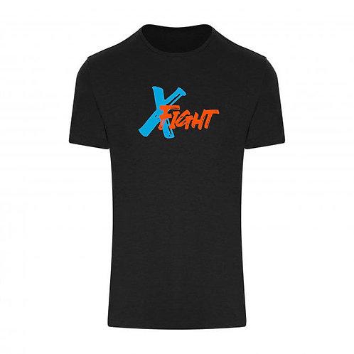 X Fight T-Shirt - Black