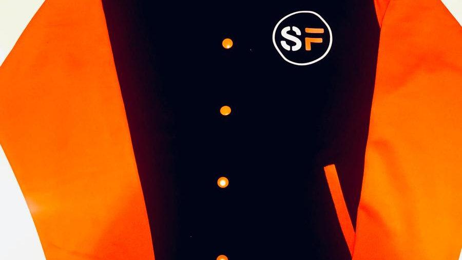 SinFit Varsity Jacket