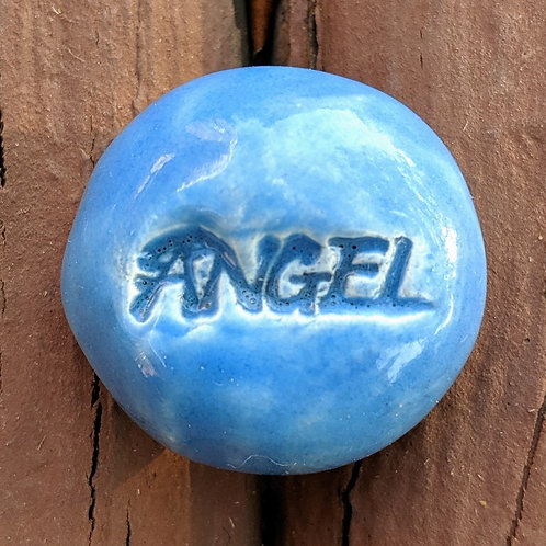 ANGEL Pocket Stone - Bluebonnet