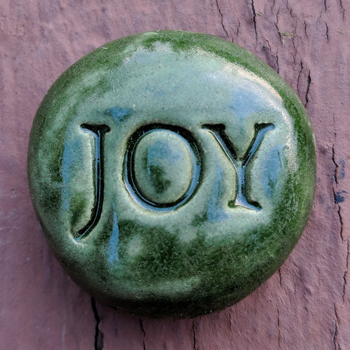JOY Pocket Stone - Kelp Forest Green