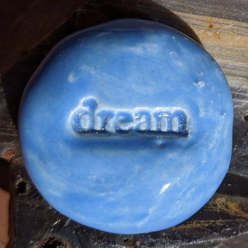 DREAM Pocket Stone - Bluebonnet