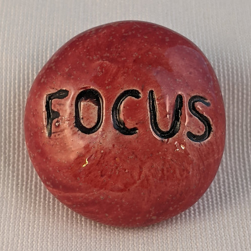 FOCUS Pocket Stone - Sirocco Red