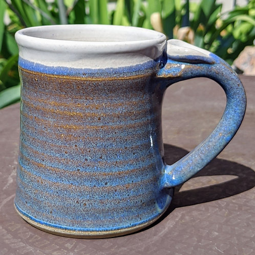 STONEWARE MUG by TC Pottery Studio - Stormy Blue