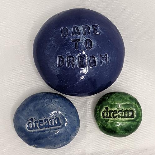 DARE to DREAM COLLECTION Pocket Stones