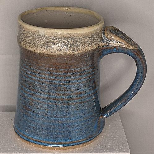 STONEWARE MUG by TC Pottery Studio - Stormy Blue