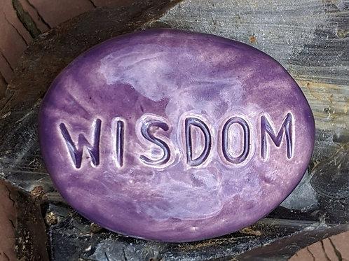 WISDOM Pocket Stone - Tanzanite