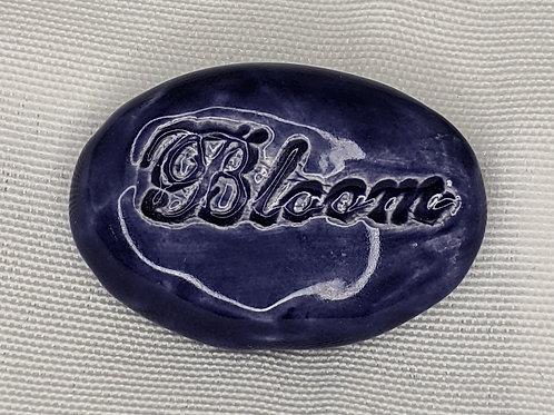 BLOOM Pocket Stone - Royal Purple