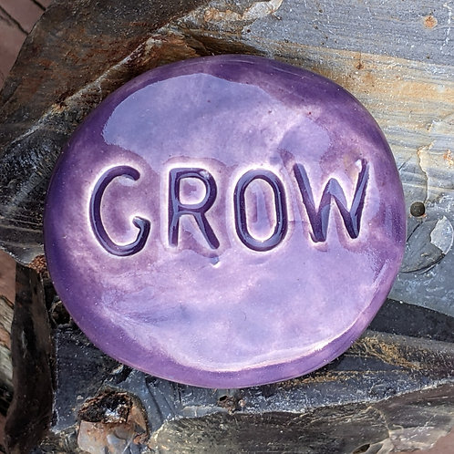 GROW Pocket Stone - Tanzanite