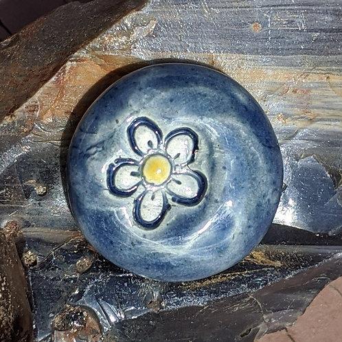 DAISY Pocket Stone - Denim Blue